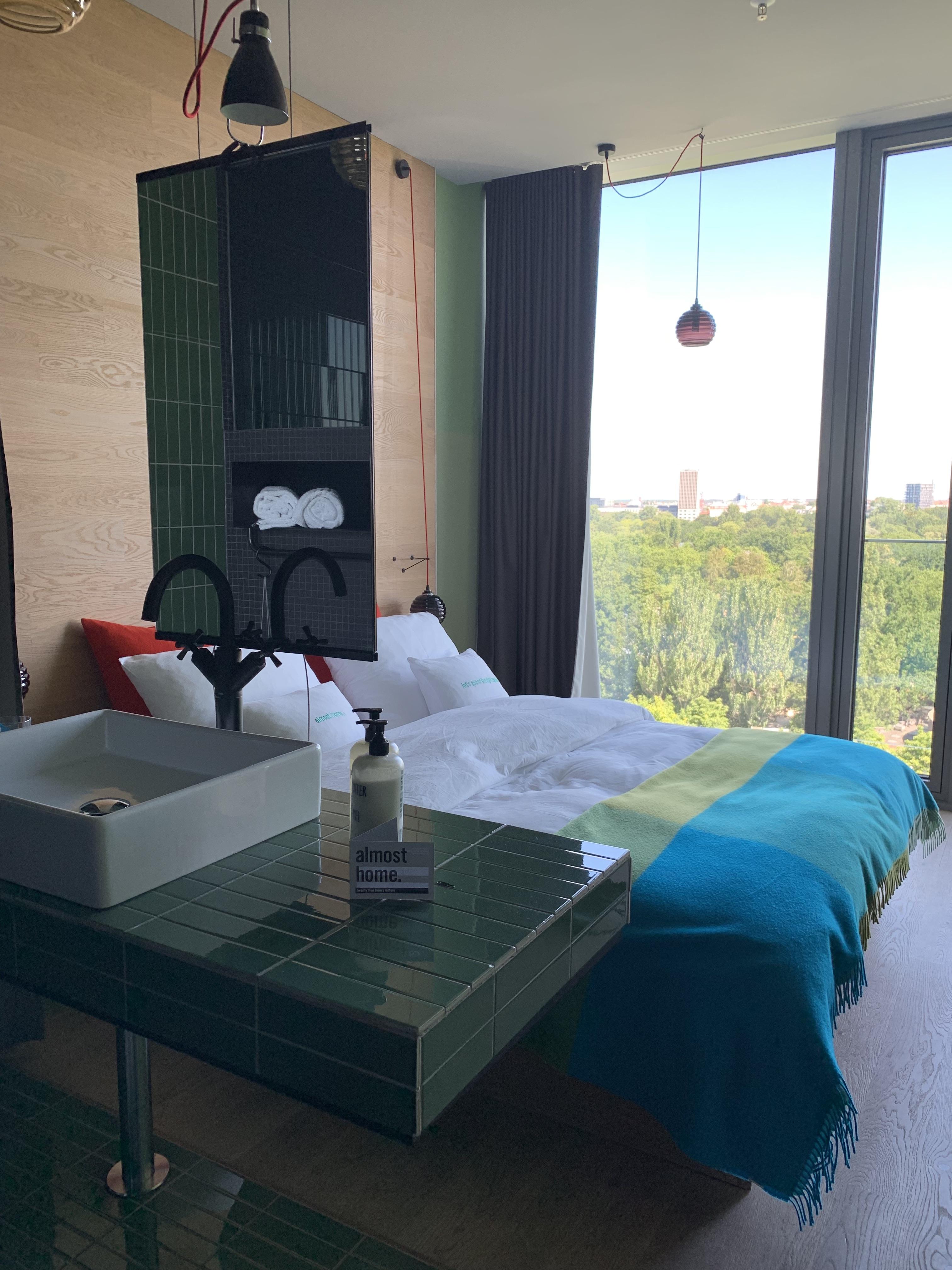 25 Hours Hotel Bikini Berlin Shirin Tabatabai Blog